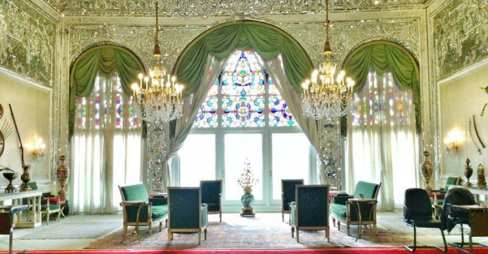 کاخ نیاوران