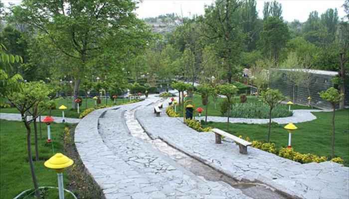 پارک طالقانی