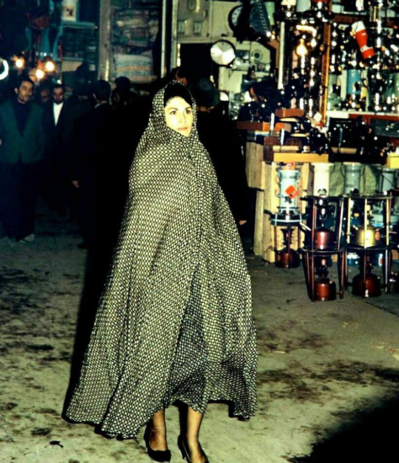 بازار بزرگ تهران ۱۳۴۸ خورشیدی