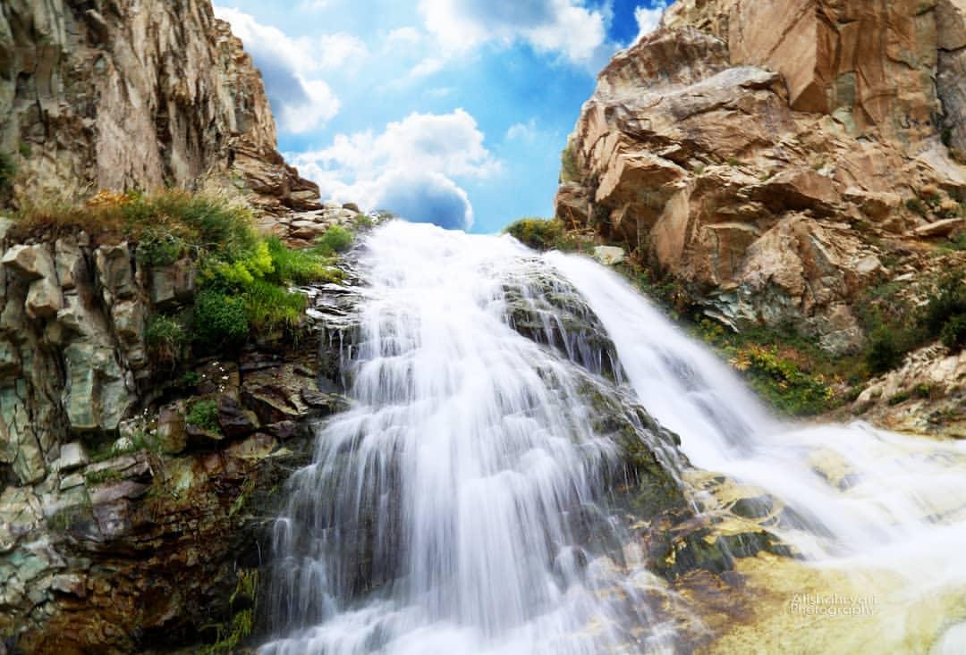 جاذبه های گردشگری روستای آهار