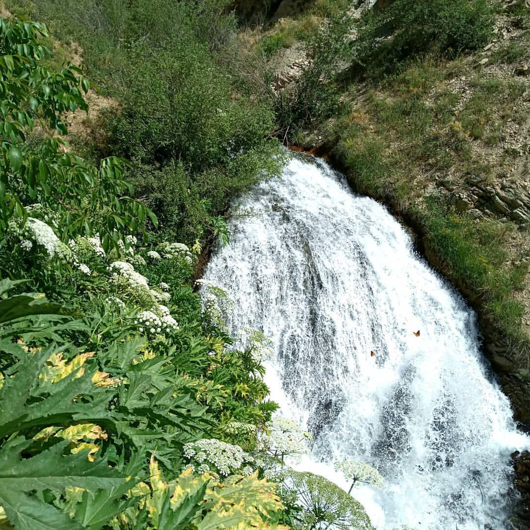 آبشار روستای آهار